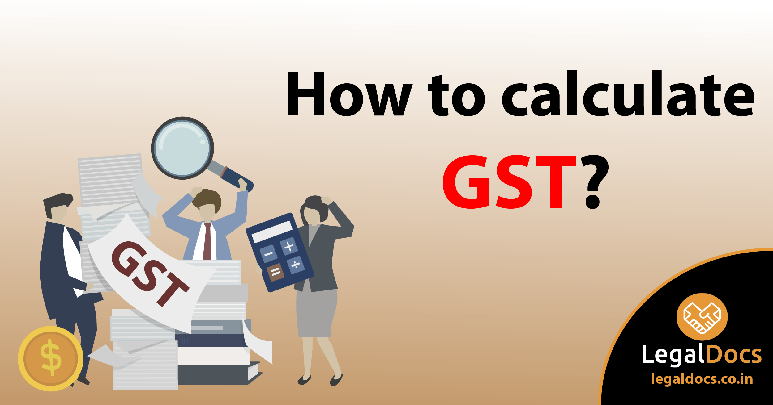 How to Calculate GST