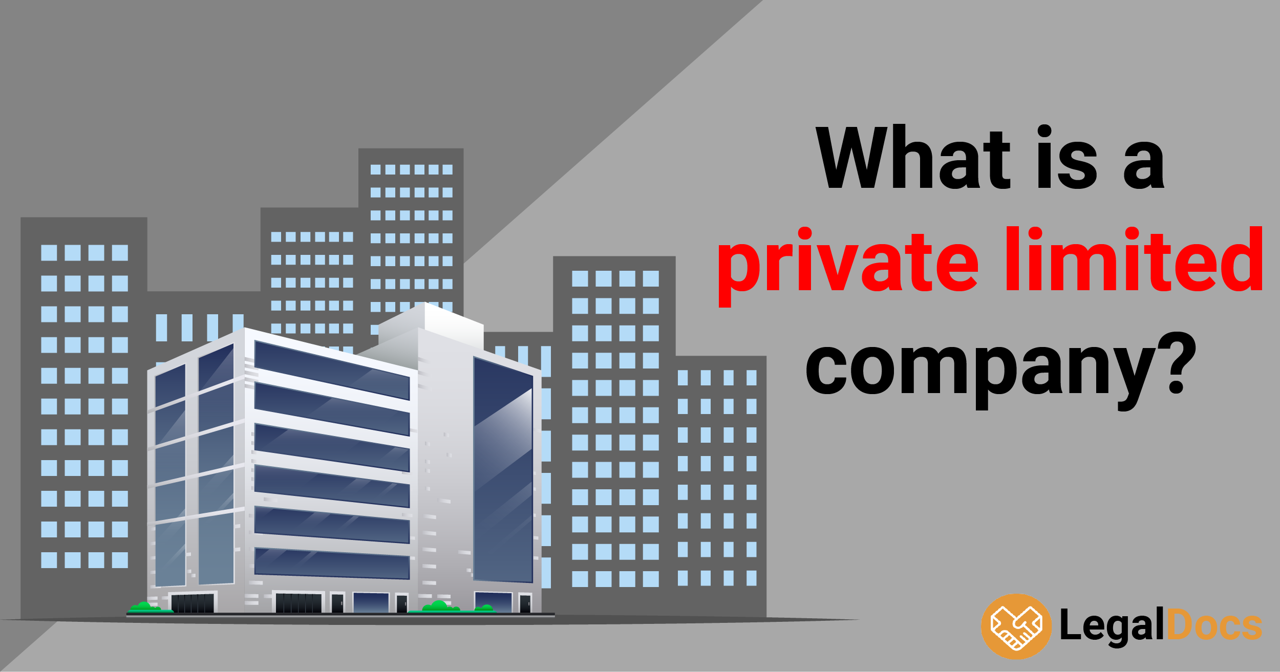 What is a Private Limited Company? - LegalDocs