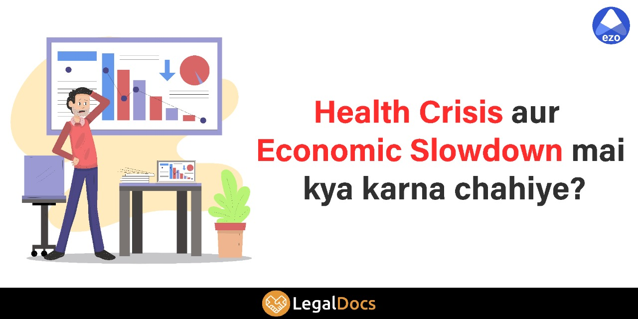 Health Crisis and Economic Slowdown
