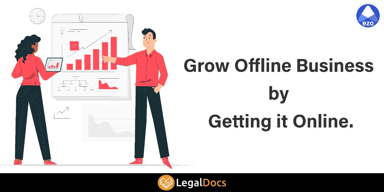 Grow Your Offline Business by Getting it Online - LegalDocs
