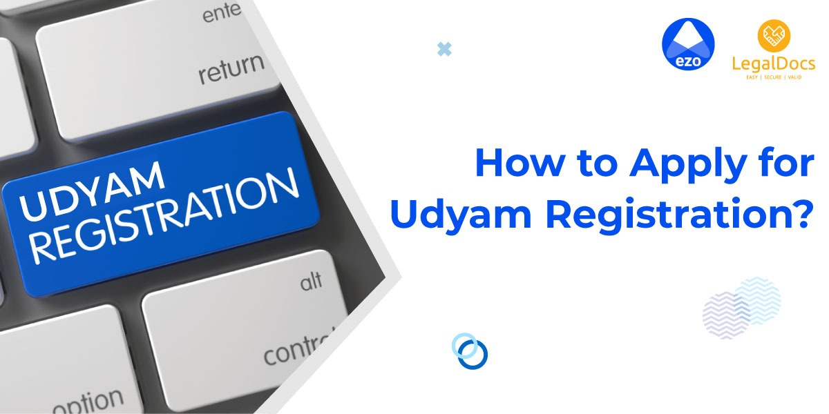 How to Apply for Udyam Registration