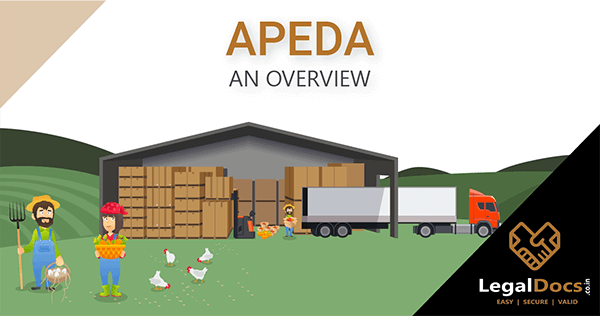 APEDA-An overview