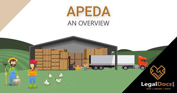 APEDA Registration Overview
