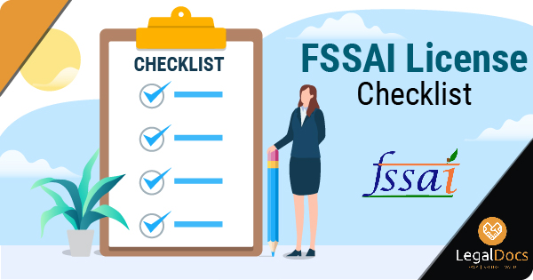FSSAI License Checklist