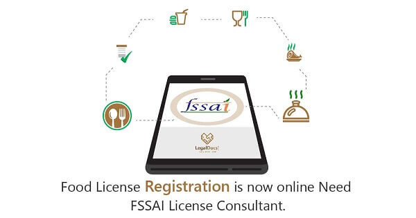 Food License Registration is now online-Need FSSAI License Consultant
