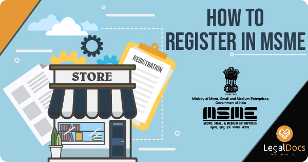 How to Register in MSME | LegalDocs