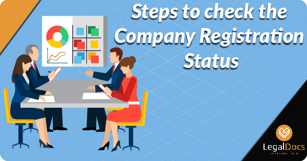 How to check Company Registration Status on MCA