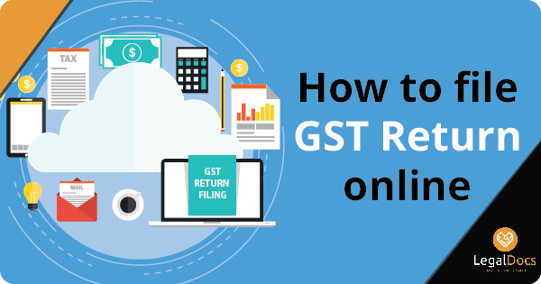 What is GST Return - How to File GST Return Online