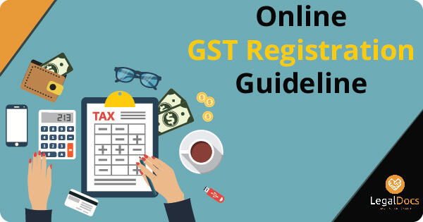 Online GST Registration Guideline