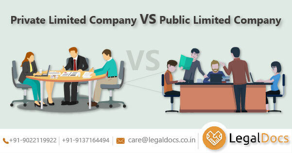 What is difference between public limited company and private limited company