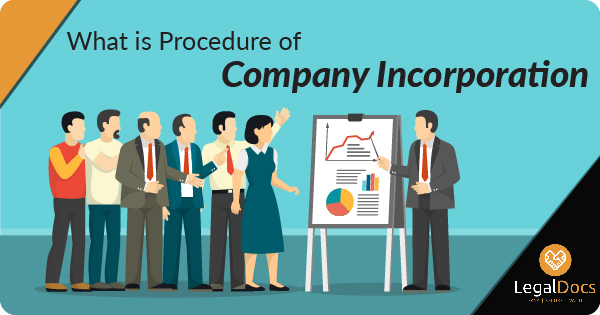 Procedure for Company Incorporation in India
