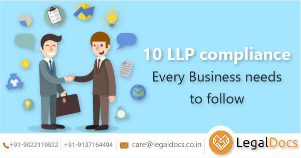 Top 10 LLP compliance Every Business needs to follow