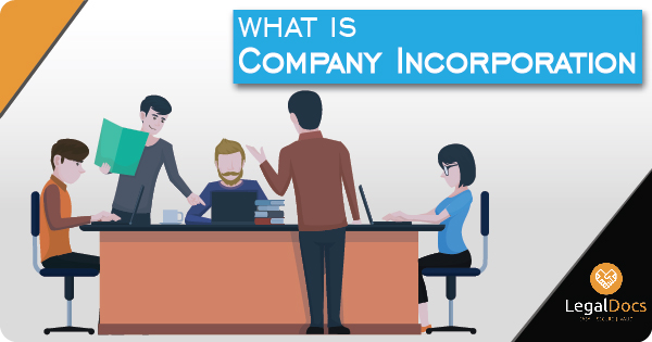WHAT IS COMPANY INCORPORATION
