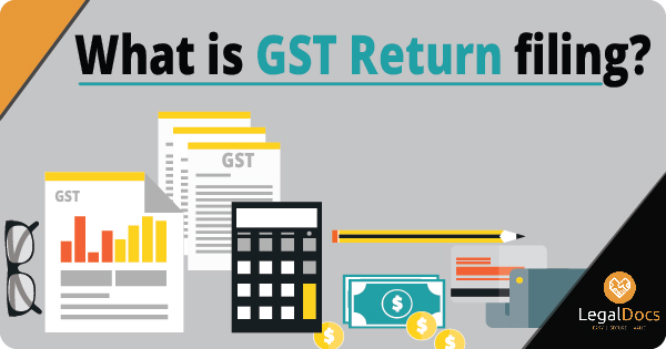 What is GST return filing