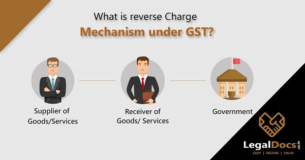 GST Reverse Charge : What is Reverse Charge Mechanism Under GST?