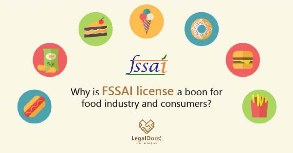Why is FSSAI License a boon for Food Industry and Consumers?